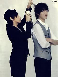 sungmin & kyuhyun