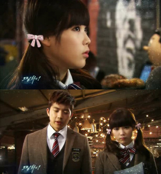IU & Wooyoung Mesra di Episode 14 Dream High!