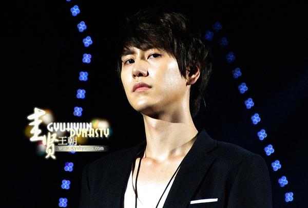 ¿Qué miembro de Super Junior eres? (Creado por YeSungGirl) - Página 2 Kyu-evil