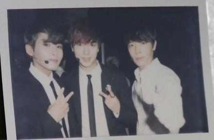 Mnet M Countdown Hot Stage, Yesung, Ryeowook and Donghae Selca [1P] From 120731